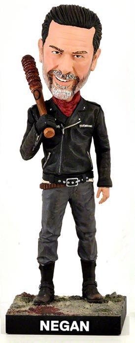 THE WALKING DEAD NEGAN BOBBLEHEAD