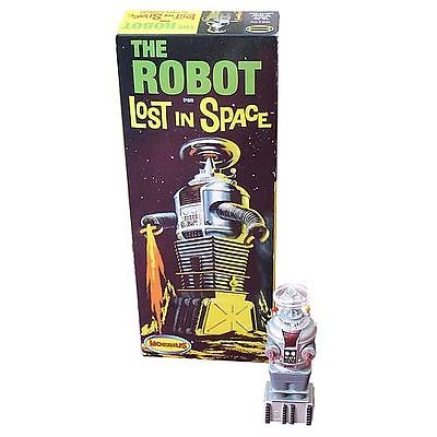LOST IN SPACE ROBOT 1/24 SCALE MODEL KIT MOEBIUS MODELS