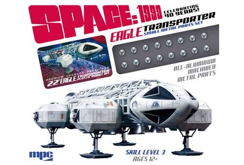 Space: 1999 Eagle Transporter Small Metal Parts Pack
