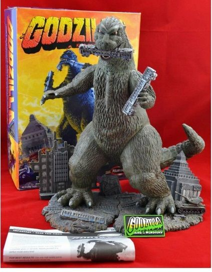 Polar Lights Godzilla 1:144 Scale 16 Inch Model Kit