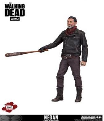 "The Walking Dead TV Negan 5"" Action Figure"