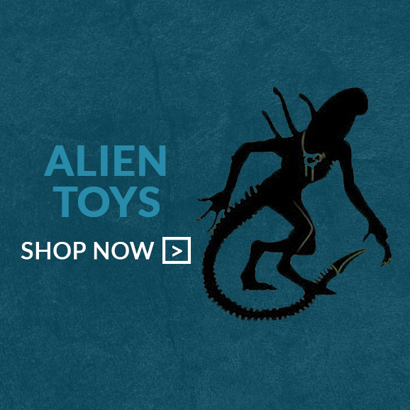 Alien Promo: Links to Action Figures Cateogory